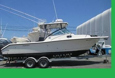 Photo 2006 Pursuit 2570 Offshore... - $38,500 (jacksonville)