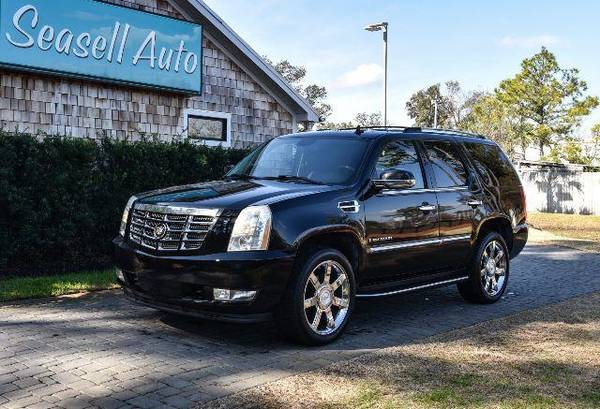 Photo 2007 Cadillac Escalade - - $9,770 (2007 Cadillac Escalade Seasell Auto)