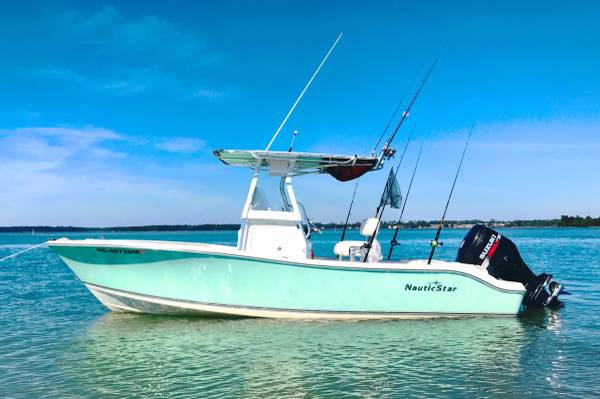 NC / OFFSHORE FISHING BOATS FOR SALE IN OHIO ONLY