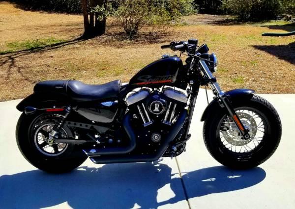 Photo 2010 Harley Davidson Sportster 48 - $7,000 (Jacksonville)