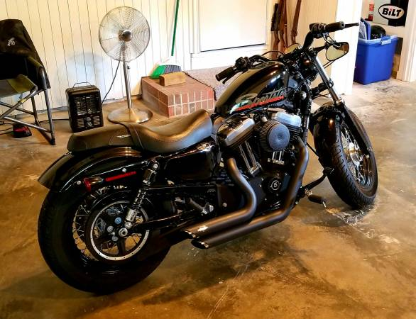 Photo 2010 Harley Davidson Sportster 48 - $8,000 (Jacksonville)