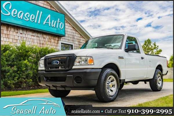 Photo 2011 Ford Ranger - Call 910-399-2995 - $7451 (2011 Ford Ranger Seasell Auto)