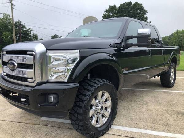 Photo 2013 Ford F-250 Platinum 4X4 CLEAN LOOK BUILT - $38,999 (Stokesdale)