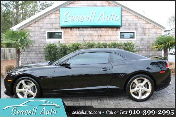 Photo 2015 Chevrolet Camaro - Call 910-399-2995 - $22580 (2015 Chevrolet Camaro Seasell Auto)