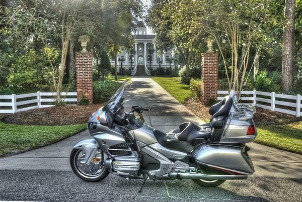Photo 2015 Honda Goldwing - $16,500 (Myrtle Beach)
