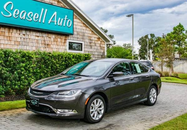 Photo 2016 Chrysler 200 - - $11,810 (2016 Chrysler 200 Seasell Auto)