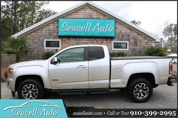 Photo 2016 GMC Canyon - Call 910-399-2995 - $15260 (2016 GMC Canyon Seasell Auto)