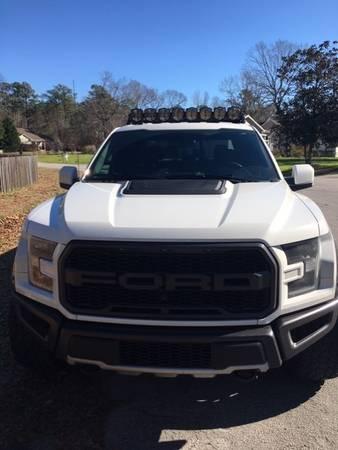 Photo 2017 Ford Raptor- Crew Cab - $54900 (Hstead)