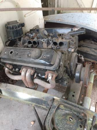Photo 350 chevy engine - $250 (Kinston)