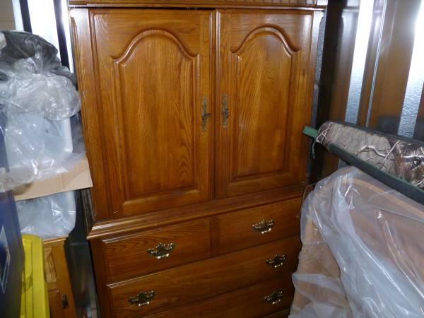 Photo Armoire Dresser - $300 (Richlands)