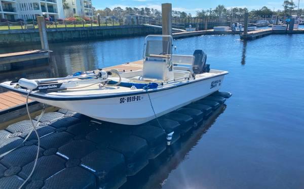 Photo Carolina Skiff and Jet Dock - $5,500 (Little River)