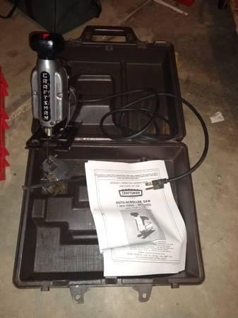 Photo Craftsman Jig Scroller Saw U.S.A. - $30 (Holly Springs)