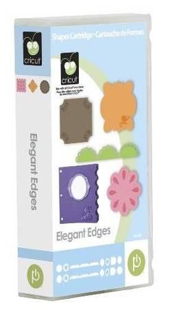 Photo Cricut Elegant Edges Cartridge - $15 (Durham)