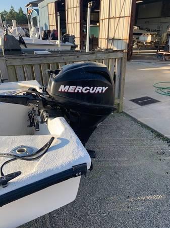Photo Mercury Outboard Motor 15hp - $1,550 (sneads ferry)