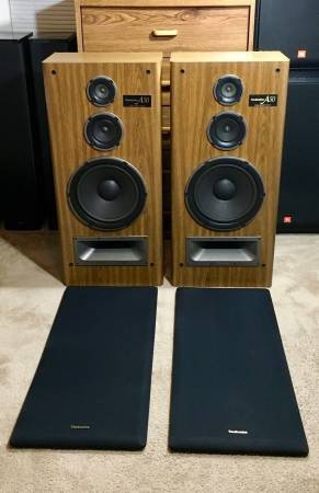 Photo Technics SB-A50 3 Way Super Bass Tower Speakers - $250 (Wilmington)
