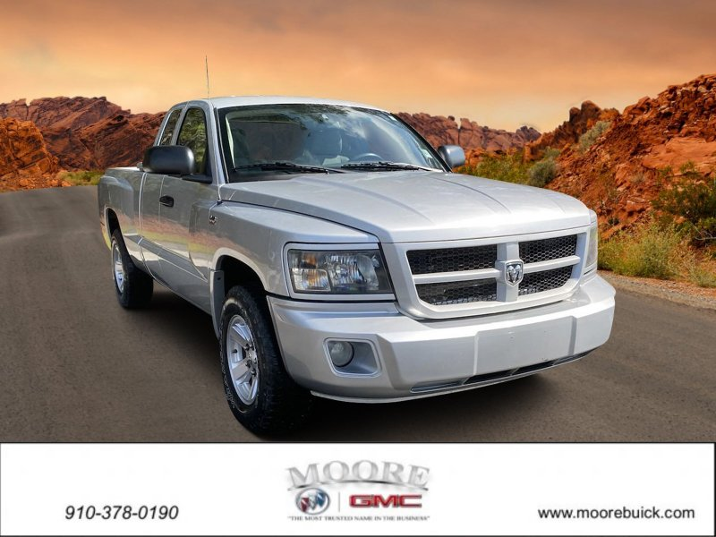 Photo Used 2009 Dodge Dakota 2WD Extended Cab Big Horn for sale