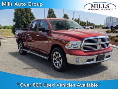 Photo Used 2015 RAM 1500 Big Horn for sale