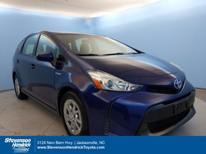 Photo Used 2015 Toyota Prius V Two for sale