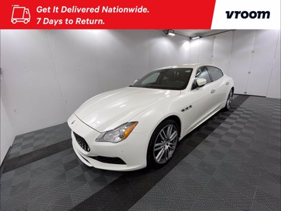 Photo Used 2017 Maserati Quattroporte S w Luxury Package for sale