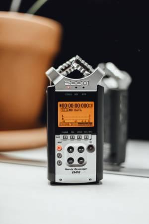 Photo Zoom H4N Portable Digital Audio Recorder - $140 (Jacksonville)