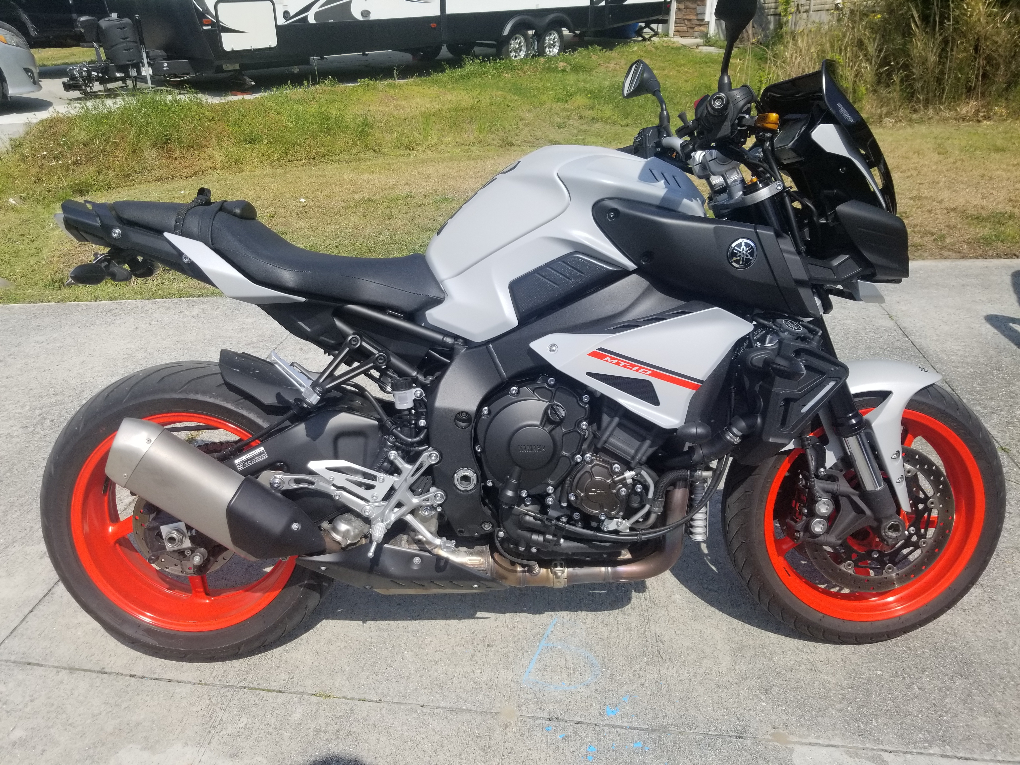 Photo Used 2019 Yamaha Sportbike Motorcycle  $10000
