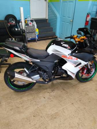 Photo motorcycle for sale - $3,400 (myrtle beach)