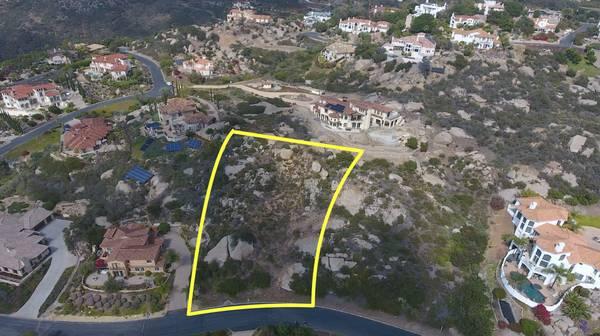 Photo 0.75 Acre Lot) Rimrock Estates, MILLION-DOLLAR gated community (Escondido - San Diego))