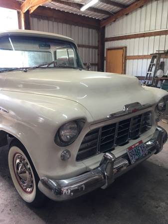 Photo 1956 Chevrolet Cameo 3100 Pickup - $40,000 (Oregon)