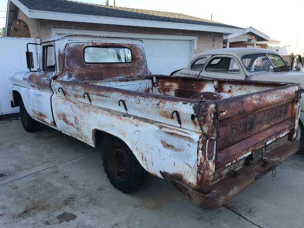 Photo 1962 Chevrolet C10 - $3000 (HB)