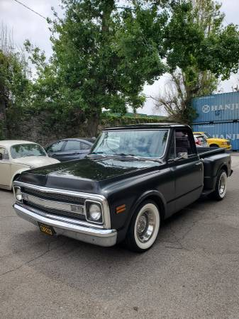 Photo 1969 Chevrolet C10 Step Side - $19999 (Westminster)