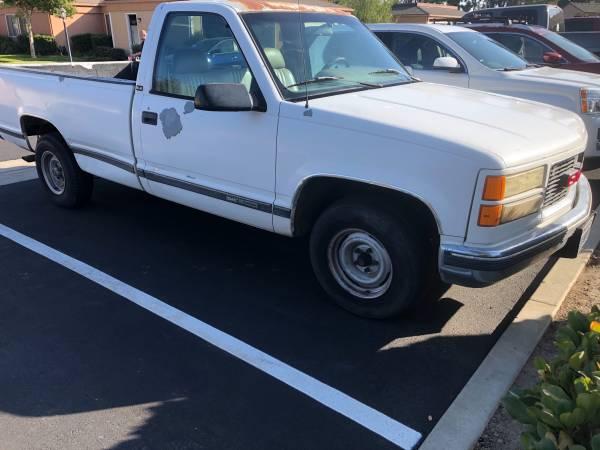 Photo 1995 GMC 1500 truck - $2,250 (anaheim)