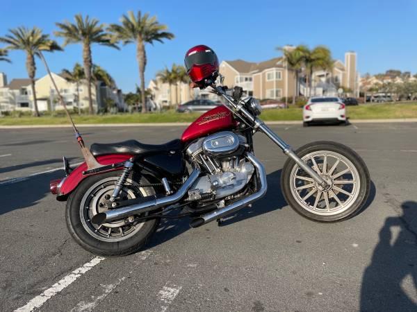Photo 1998 Harley Davidson Sportster - $3,000 (Fountain Valley)