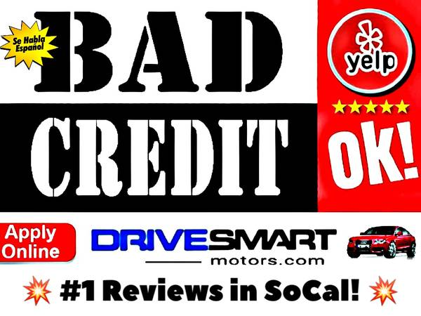 Photo 1 STORE FOR BAD CREDIT NO CREDIT  BEST CUSTOMER REVIEWS in SOCAL - $8,997 (1 YELP DEALER LOWEST PRICES BEST FINANCING quot714-235-6889quot)