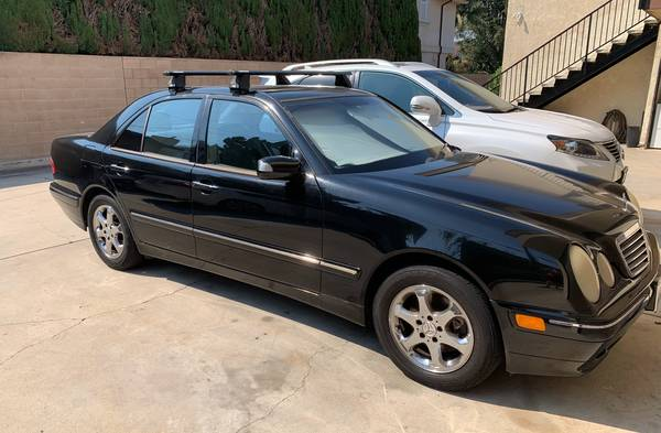 Photo 2002 Mercedes-Benz E-Class E320 - $4,200 (Huntington Beach, CA)
