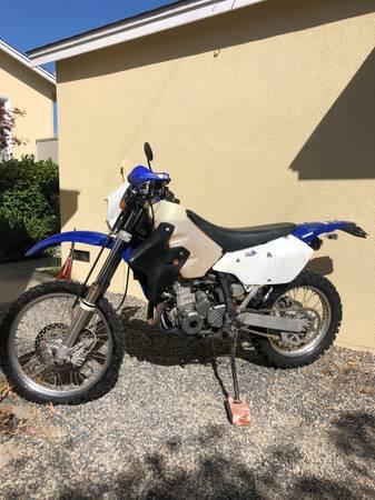 Photo 2002 Suzuki DRZ 400 - $3,300 (Dana Point)
