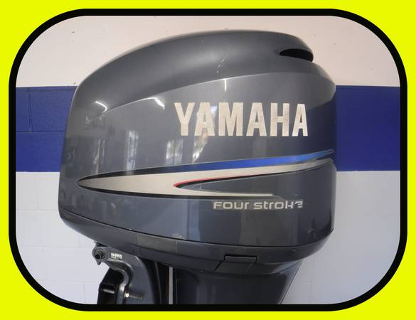 Photo 2003 Yamaha 225hp. 4-Stroke Outboard - $8,800 (Sea Witch Marine)