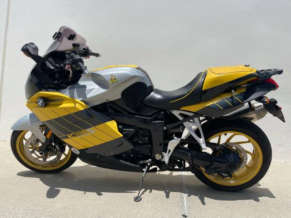 Photo 2005 BMW K1200S - 2nd owner, new cam chain and gaskets. $2,900 OBO - $2,900