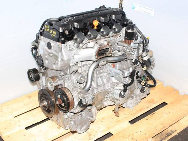 Photo 2006 2007 2008 2009 2010 2011 HONDA CIVIC MOTOR R18 R18A JDM ENGINE - $745