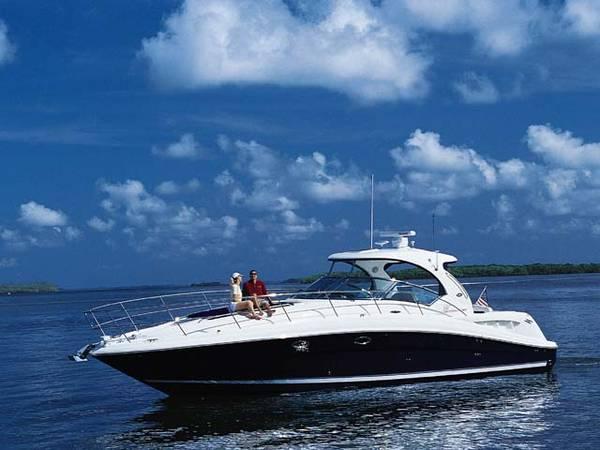 Photo 2006 Searay (Sea Ray) Sundancer 3839 Fresh Water Boat - 14 Share - $65,000 (Newport Beach)