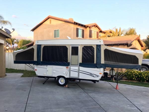 Photo 2008 Starcraft Tent Trailer - $5900 (Moreno Valley)