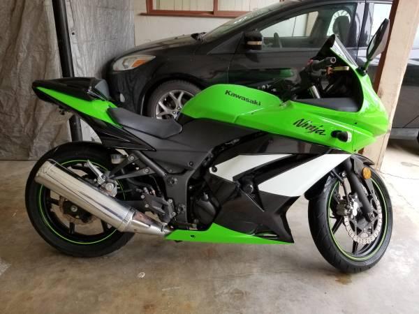 Photo 2009 Kawasaki Ninja 250R - $3,200 (San Clemente)