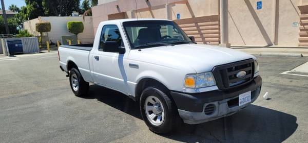 Photo 2010 FORD RANGER CLEAN TITLE 4-CYL GAS SAVER - $7,300 (WESTMINSTER)