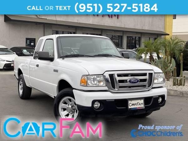 Photo 2011 Ford Ranger XLT - $16,777 (_Ford_ _Ranger_ _Truck_)