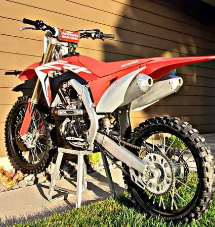 Photo 2019 crf 250 new (OBO)