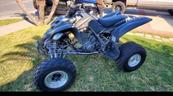 Photo 3905 Yamaha 660 Raptor - $4,500 (Huntington Beach)