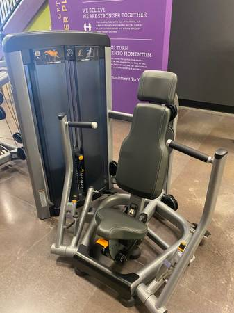 Photo 6 piece life fitness insignia gym package, top of the line gym equipme - $15,000 (Santa Ana)