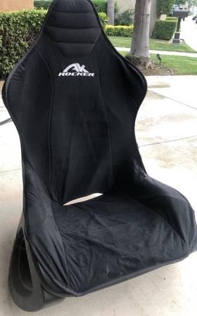 Photo AK Rocker Gaming Chair Black - $10 (Tustin)