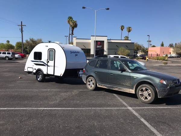 Photo BRAND NEW 2021 TEARDROP TRAVEL TRAILER - $15,500