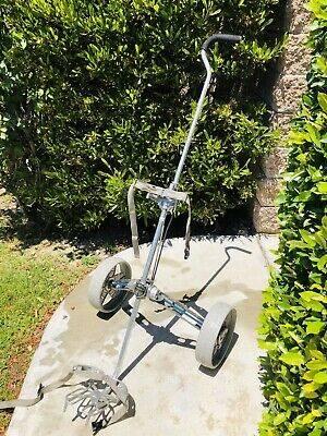 Photo Bag Boy Golf Caddy Cart - $40 (Huntington Beach, CA)