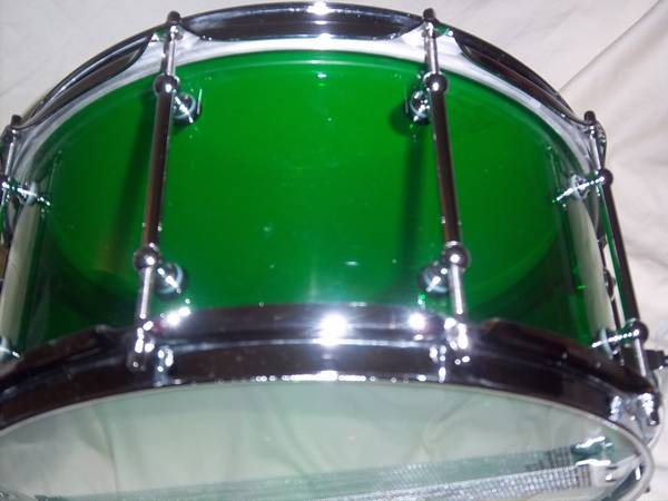 Photo Battlefield Custom Snare Drum (o.c.)